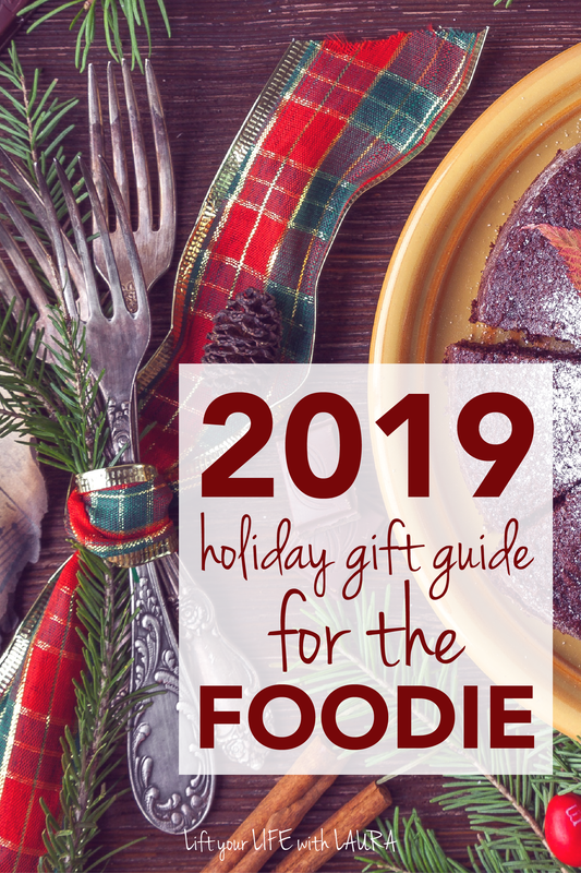 Fit foodie finds foodie holiday gift guide. Best gifts for foodie under $85. Click for foodie shopping list