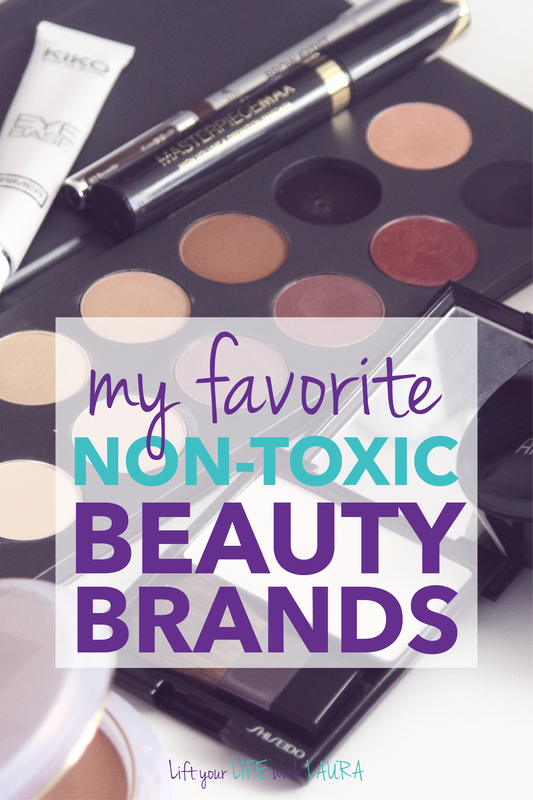 Best non toxic beauty brands, make non toxic beauty swaps easy with this list!